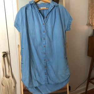 Madewell Central Shirtdress